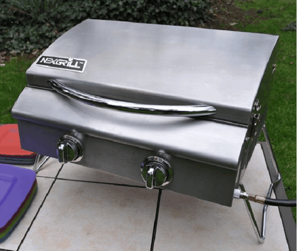hook up propane tank to grill When you become tired of refilling that 5-gallon propane tank sitting beneath  your gas grill, consider hooking up the appliance to a propane.